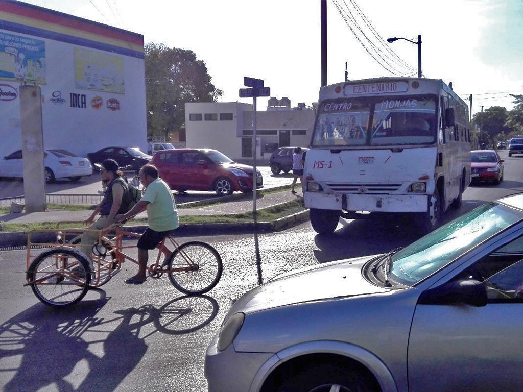 La Gestión de la Demanda de Movilidad Urbana. Por Eduardo Monsreal Toraya