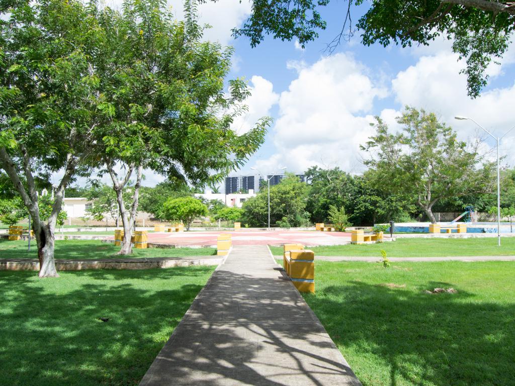 ¡Quitemos la arena de nuestros parques! Por David Montañez Rufino