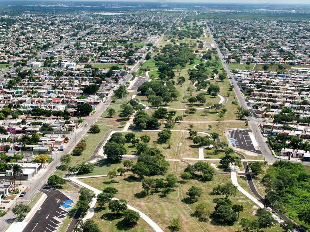 Hacia un modelo de parque urbano sostenible. Por David Montañez Rufino